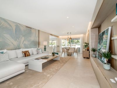 Luxurious apartment in prime location Marbella Golden Mile
