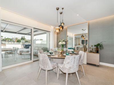 Appartement luxueux dans un endroit de premier choix Marbella Golden Mile