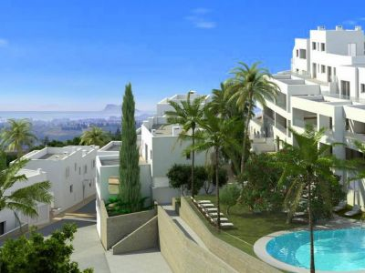 Modern apartments and penthouses in Altos de Los Monteros