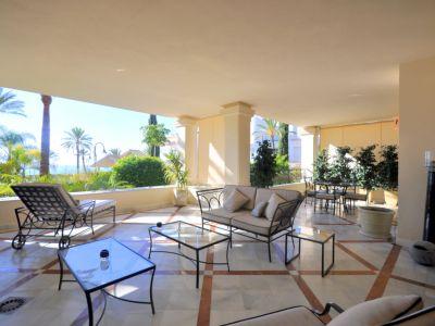 Appartement de luxe dans un complexe de plage en première ligne