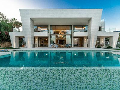 New built, Villa Los Angeles, in Sierra Blanca Marbella