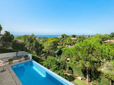 Impeccable Villa with breath-taking sea views