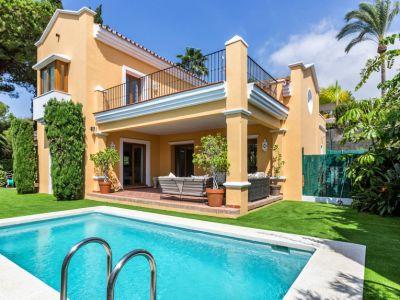 Occasion fantastique belle villa à Nagüeles