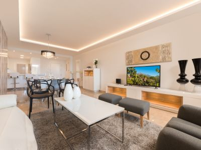 Appartement neuf de trois chambres à coucher au 1er étage de La Cerquilla Nueva Andalucía