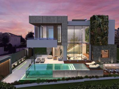 Contemporary designer villa in Casablanca