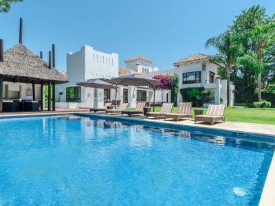 Villa zu verkaufen in Guadalmina Baja, Marbella