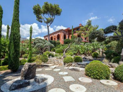 Hôtel particulier de style palais La Reserva de Sierra Blanca