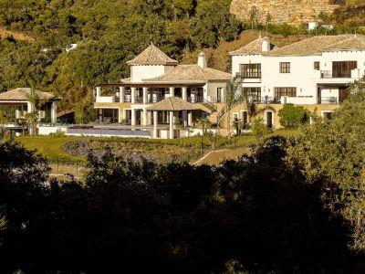Magnífica villa con características exclusivas en La Zagaleta