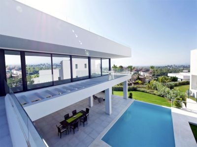 Villa for sale in a new project