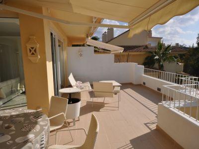 Lightful apartment with sea views, Marbella