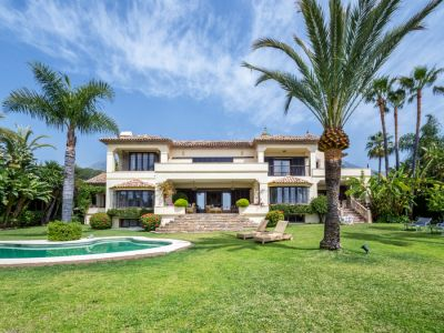 Villa with great sea views Sierra Blanca