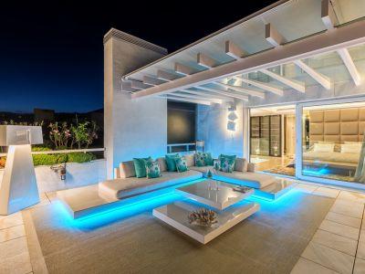 Marvellous Penthouse in Los Granados Golf, Nueva Andalucía
