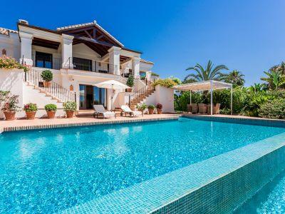 Wunderschöne Villa mit fantastischen Meeresblick