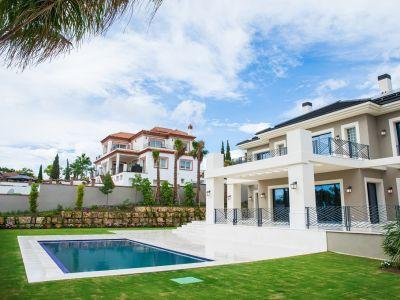 Moderne Villa in Flamingos Golf