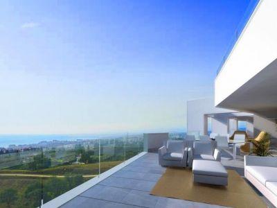 Apartamentos modernos con vistas abiertas en Los Monteros