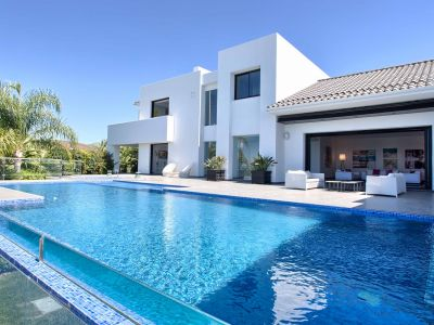 Espectacular Villa moderna en Flamingos Golf