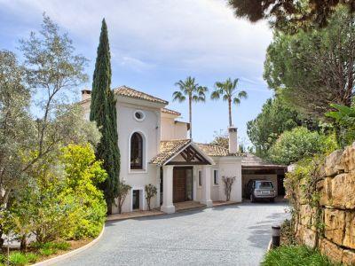 Villa elegante con terreno maravilloso