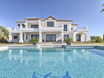 Espectacular villa en Los Flamingos Golf
