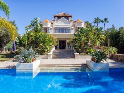 Enchanting Beachside Villa