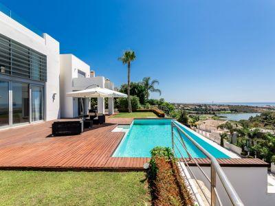 Moderne Villa mit spektakulärer Aussicht, Los Flamingos Golf