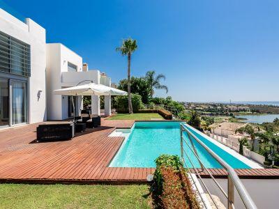 Villa moderna con vistas espectaculares, Los Flamingos Golf