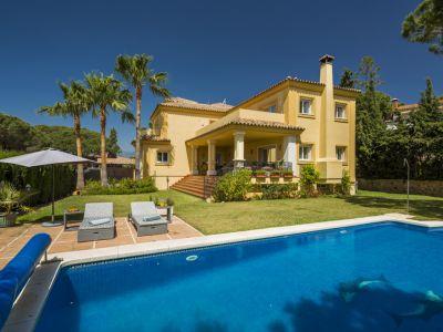 Villa in Elviria – ideal for holidays