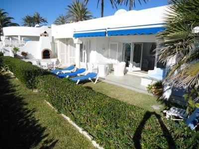 Rare Seafront Villa in Oasis Club