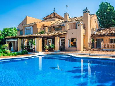 Charmantes Anwesen in hervorragender Lage, Guadalmina Baja