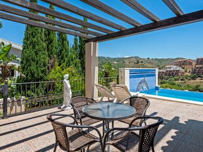 Modern, newly built villa in Elviria