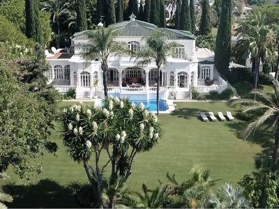 Villa de style Prince à El Paraiso Alto