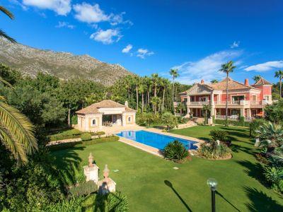Magnificent Estate in Los Picos de Nagüeles with breathtaking views