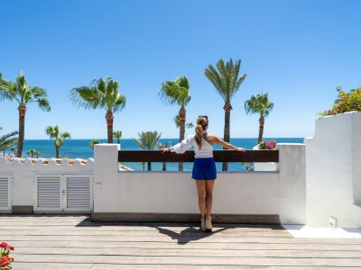 Penthouse in Alcazaba Beach, Estepona