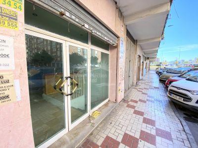 Local Comercial en Dos Hermanas - Nuevo San Andrés, Malaga