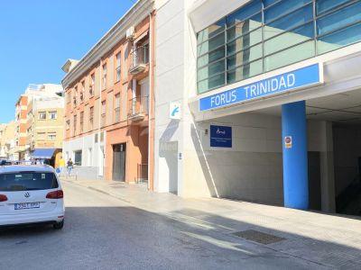 Apartment in Gamarra - La Trinidad, Malaga