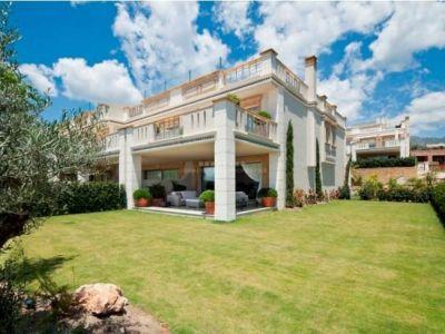 Lujosa casa con fantásticas vistas en Sierra Blanca, Milla de Oro de Marbella