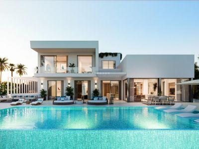 Maravillosa villa en pleno campo de golf El Paraiso.
