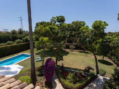 Fabulosa amplia villa en Nagueles (Milla de Oro) Marbella