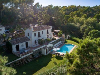 Bonita casa de campo rodeada de naturaleza situada en El Madroñal (Benahavis)