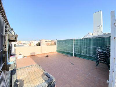 Piso con terraza privada a pie del Centro Historico