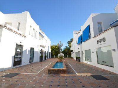 Increíble local comercial en Alahambra del Mar, zona exclusiva de Marbella en centro comercial exterior