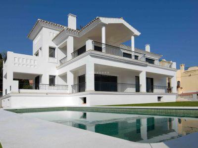 Fantastica villa de lujo en Nueva Andalucia,Marbella