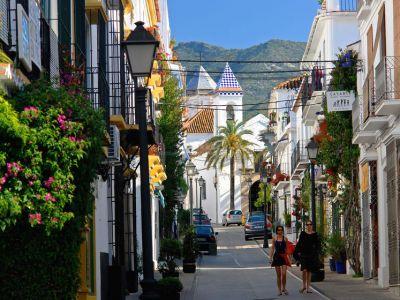 Gran oportunidad. Increíble local comercial en el Casco Antiguo de Marbella.