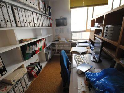 Oficina en el centro de Marbella lista para ser ocupada