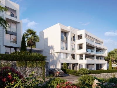 Ground Floor Apartment in Santa Clara, Marbella