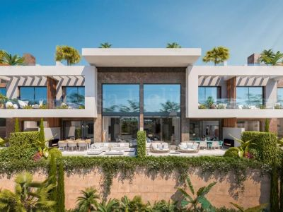 Town House in Rio Real, Marbella