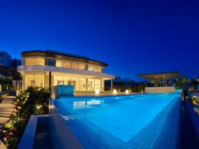 Villa en Capanes Sur, Benahavis