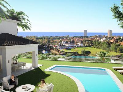 Semi Detached Villa in Elviria, Marbella