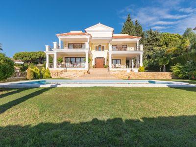 Villa en Hacienda las Chapas, Marbella
