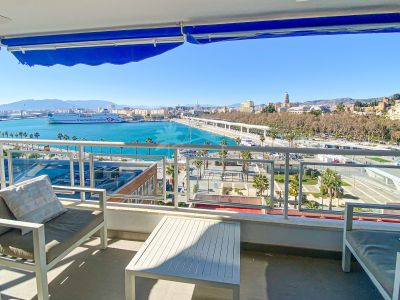 Apartment in La Malagueta - La Caleta, Malaga
