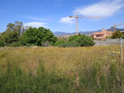 Plot in Alta Vista, San Pedro de Alcantara